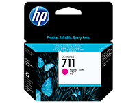 Картридж HP CZ131A Magenta Ink Cartridge №711 for Designjet T120/T520 ePrinter, 29 ml. ;