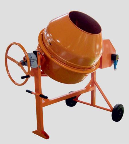 Бетоносмеситель циклический гравитационный СБР-260