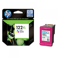 Картридж HP CH564HE Tri-color Ink Cartridge №122XL for Deskjet 1050/2050/2050s, up to 330 pages. ;