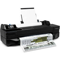 "Плоттер HP CQ891A Плоттер HP CQ891A Designjet T120 ePrinter (24""/610mm/A1) 4 ink color, 600x600 dpi, 256mb, Ethernet, Wi-Fi, USB 2.0"