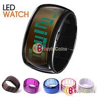Спортивные наручные LED часы, фото 1