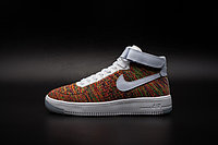 Кроссовки Nike Air Force 1 Mid Flyknit 2016 Multicolor (36-44), фото 2
