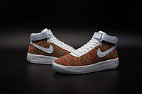 Кроссовки Nike Air Force 1 Mid Flyknit 2016 Multicolor (36-44), фото 3