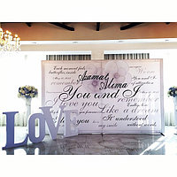 Баннер на свадьбу , фото 1