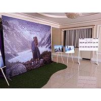 Свадебный баннер в аренду (пресс стена), фото 1