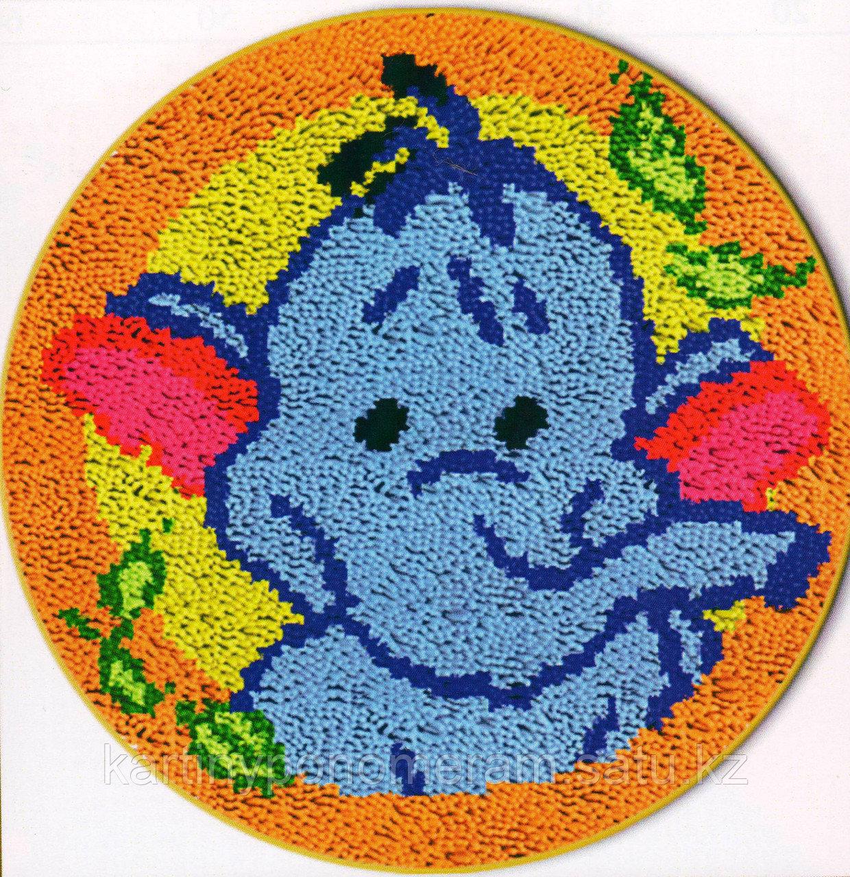 Вышивка в ковровой технике ZD014, 52x52см