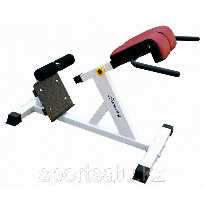 Гиперэкстензия (силовой тренажер для мышц спины) AMA6639