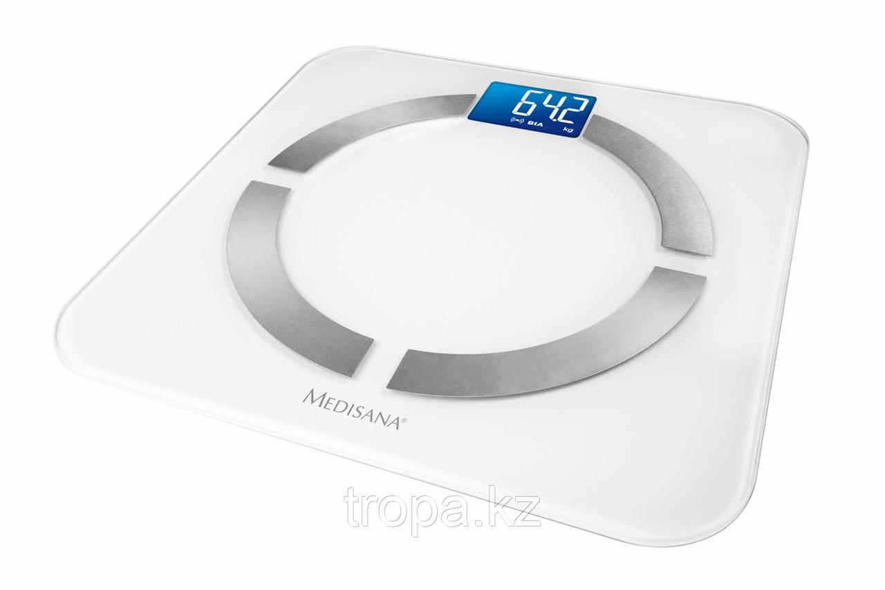Диагностические электронные индивидуальные весы Medisana BS 430 Connect