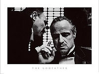 Фотопостер Anonymous — The Godfather, 1955, SPN 4199, 60x80 cm