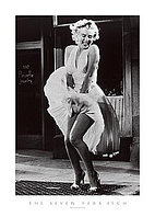 Фотопостер Anonymous — The Seven Year Itch, SPT 8347, 50x70 cm