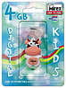 USB флэш-накопитель Mirex COW PEACH 4GB (ecopack)