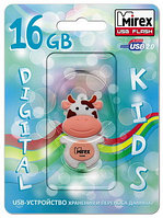 USB флэш-накопитель Mirex COW PEACH 16GB (ecopack)