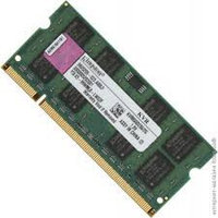 SO-DIMM Kingston DDR2 2Gb 800MHz, for notebook