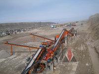 Дробильно-сортировочный Комплекс, ДСУ 150-200 т/ч из Китая в Казахстан, фото 1