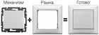 Legrand Valena Белый Выключатель 1-клавишный 7744-01, фото 2