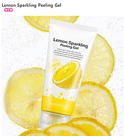 Лимонный пилинг гель Secret Key Lemon Sparkling Peeling Gel