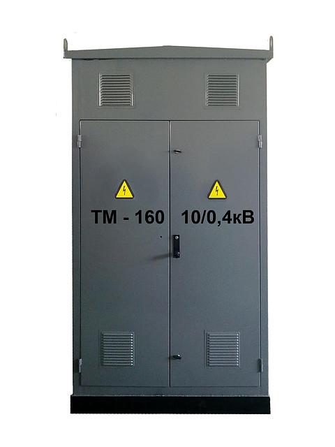 Трансформаторные подстанции КТПН, 2КТПН 25-2500кВА, 10(6)/0,4кВ наружные