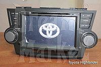 Автомагнитола для автомобиля Toyota Highlander с 2006 г.в., фото 1