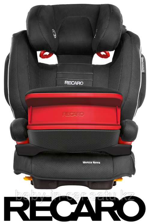 Recaro Monza Nova IS Seatfix - Black 2013