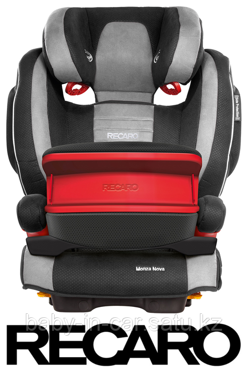 RECARO Monza Nova IS Seatfix - Graphite (2013)