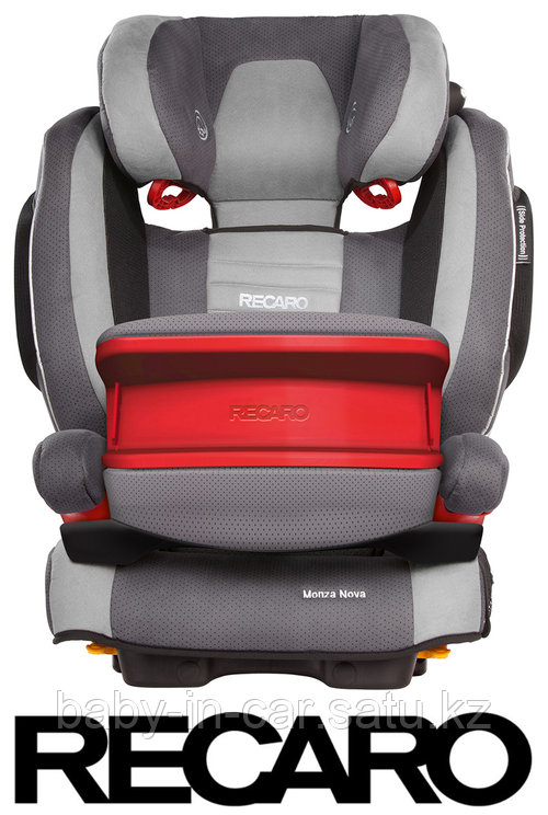 RECARO Monza Nova IS Seatfix - Shadow (2013)