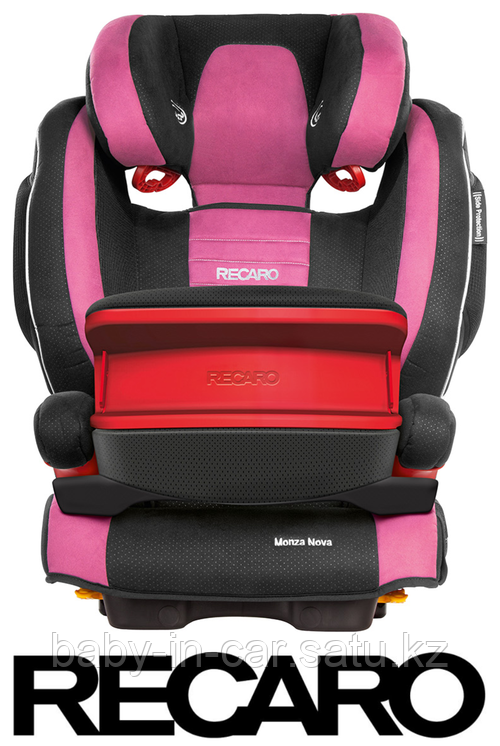 RECARO Monza Nova IS Seatfix - Pink (2013)