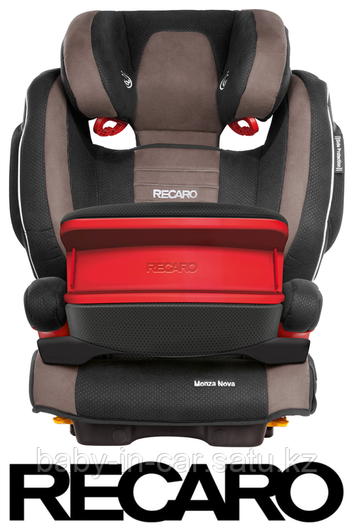 RECARO Monza Nova IS Seatfix - Mocca (2013)