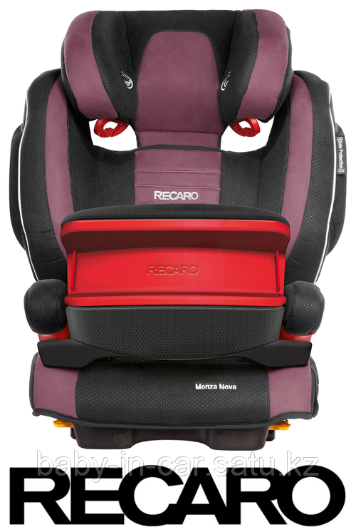 RECARO Monza Nova IS Seatfix - Violet (2013)