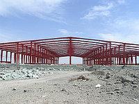 Строительство металлических, модульных складов и ангаров