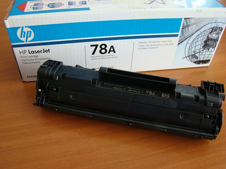 Картридж Hp CE278A для принтеров hp p1566, 1606dn, фото 2