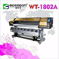 Широкоформатный эко сольвентный принтер WT-1802A, фото 1