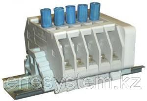 Блок зажимов наборных БЗН24-4П25 тип1, тип2