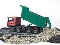 Самосвал Scania (Bruder)