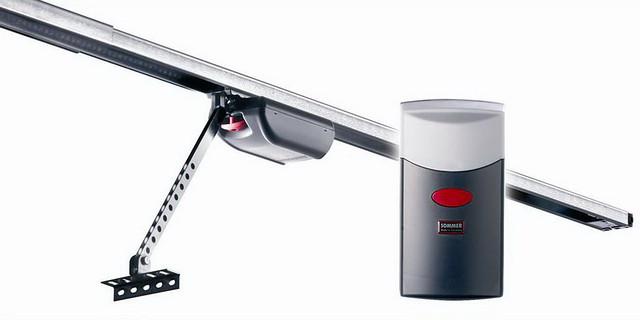 Потолочный привод Duo vision 800 для гаражных ворот (ширина до 5500мм. высота до 3150мм.)