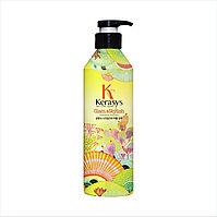 "Kerasys Perfume Glam&Stylish Shampoo Шампунь для волос парфюмированный ""Гламур и стиль"" 600 мл"