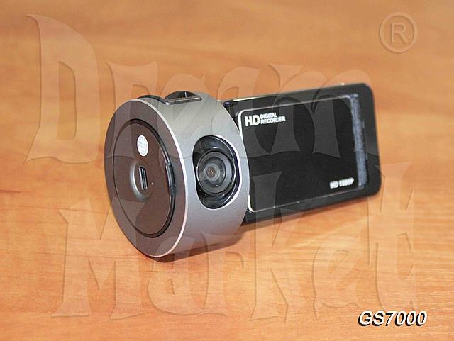 Автомобильный видеорегистратор GS7000