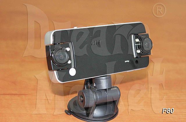 Автомобильный видеорегистратор F80
