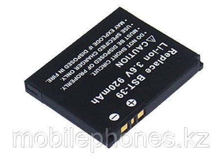 Sony Ericsson  BST39 батарея
