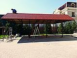 Навес на заказ в Алматы, фото 3