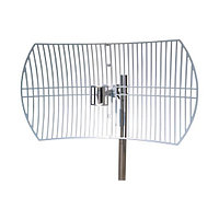 Антенна TP-Link, TL-ANT2424B,   2.4GHz 24dBi Outdoor Grid Parabolic Antenna, N-type connector