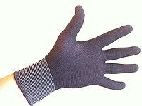 Перчатки нейлоновые черные 13 кл. вязкости, фото 1