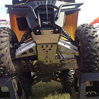 Алюминиевая защита днища Stels ATV800G Guepard