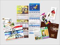Полиграфия визитика, флаер, листовка, буклет, лифлет, бланк Алматы