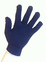 Перчатки Х/Б черные (2500), фото 1