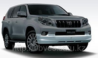 Обвес Modellista на Land cruiser prado 150