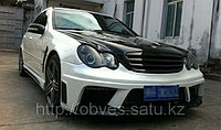 Обвес WALD black series на C-class W203