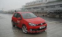 Обвес GTI на Volkswagen Golf 6