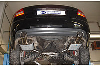Спортивная выхлопная система FOX на Audi A4/ S4 B7 (2004-07)