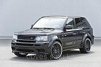 Hamann широкий на Range Rover Sport (Рестайлинг)