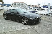 Обвес WALD на BMW E63